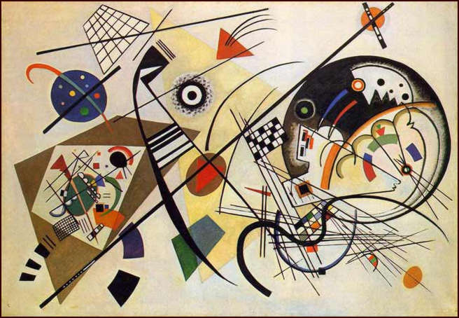 Chasing Abstraction >> Chasing The Void Modernity Abstraction And Aesthetics Break The