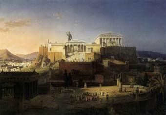 4410-the-acropolis-at-athens-leo-von-klenze