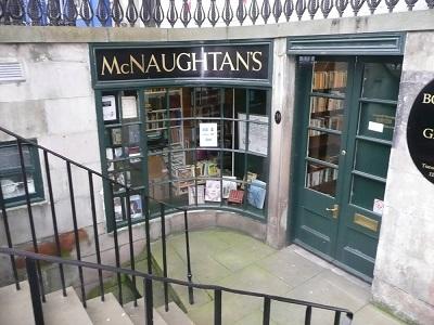 McNaughtan's exterior