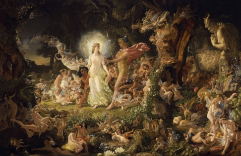 The_Quarrel_of_Oberon_and_Titania