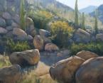 sonora+desert+oil+painting