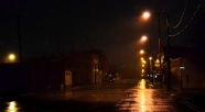Rainy streets in Cape 02-18-2013