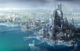 Future City wallpaper_5