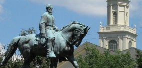 robert-e-lee-statue-charlottesville-virginia-us