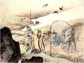 mozi-elephant-china