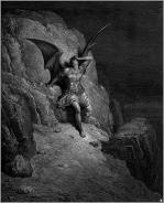 Gustave-Dore-Satan-in-Paradise-Lost