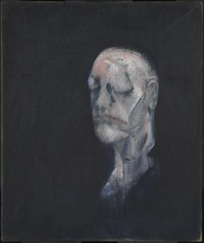 Study for Portrait II (after the Life Mask of William Blake) 1955 Francis Bacon 1909-1992 Purchased 1979 http://www.tate.org.uk/art/work/T02414