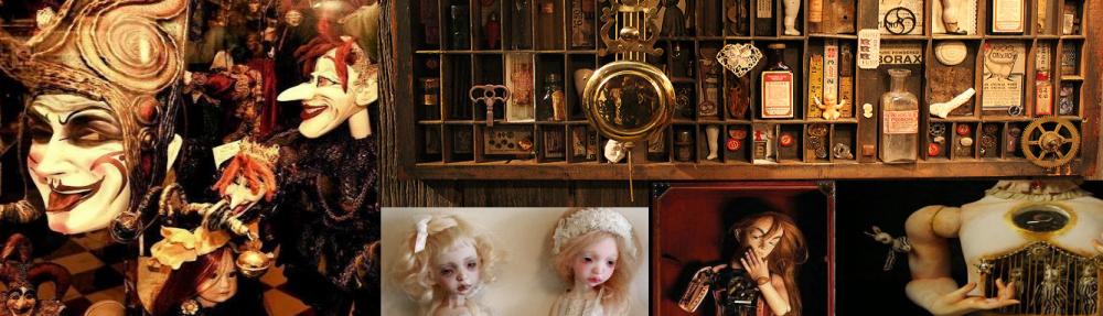 Dr. Rinaldi's Horror Cabinet