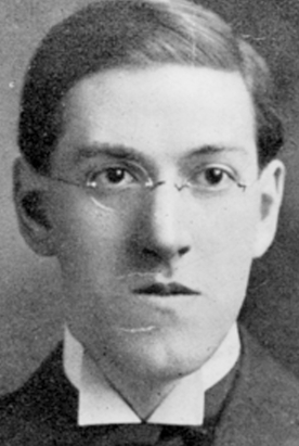 Author H.P. Lovecraft, famous for his works of horror writing, was also known for his highly racist opinions.